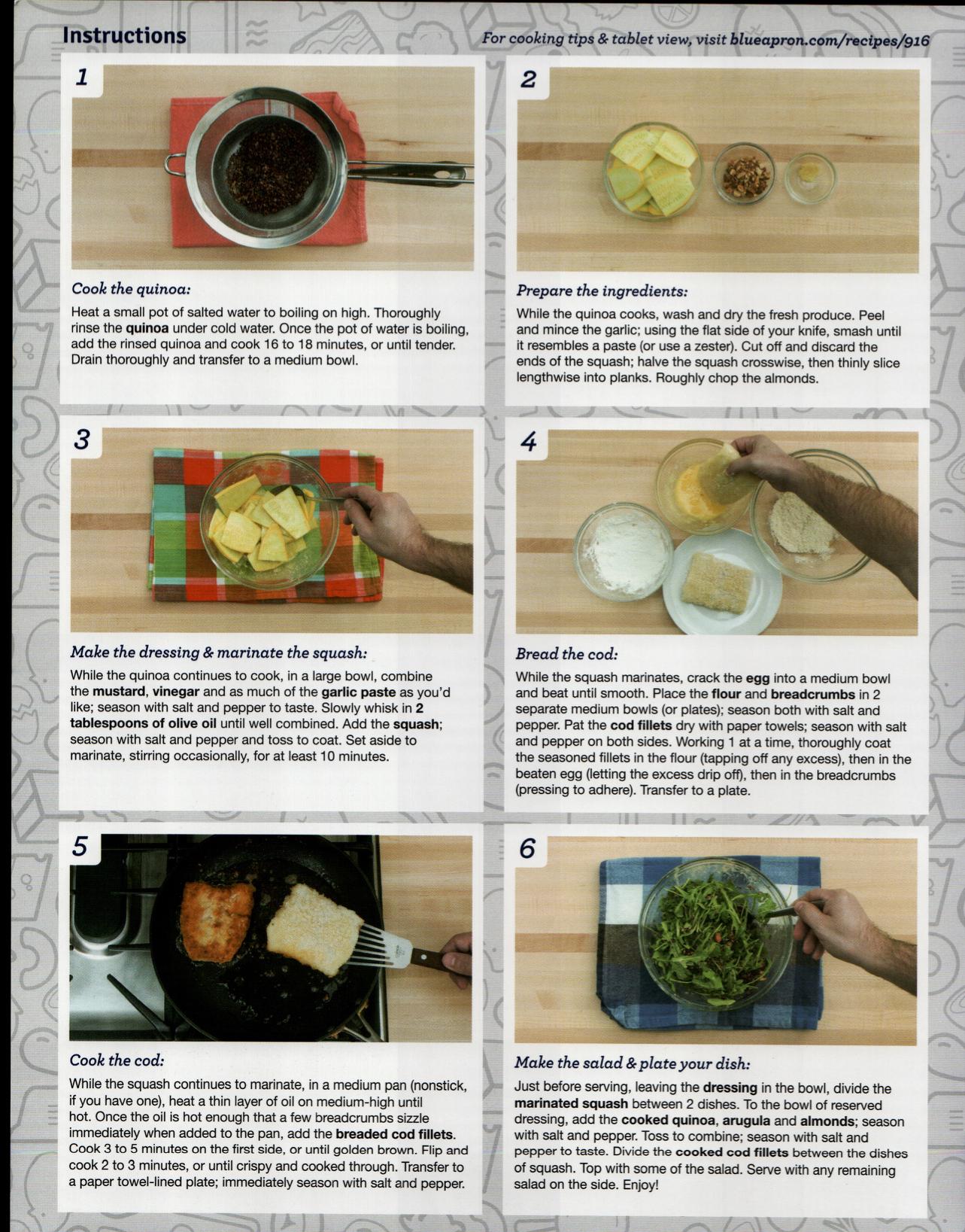 Blue apron olive oil - Blue Apron Yellow Squash Arugula Salad Blue Apron Blueapron Cooking With Adam Cookingwithadam Crispy Cod