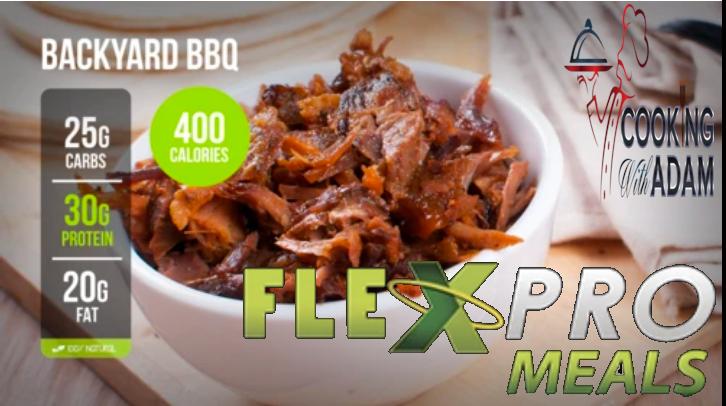 Flex Pro Meals – Backyard BBQ – Review & Taste Test